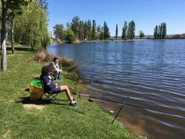 l′étang de Sault