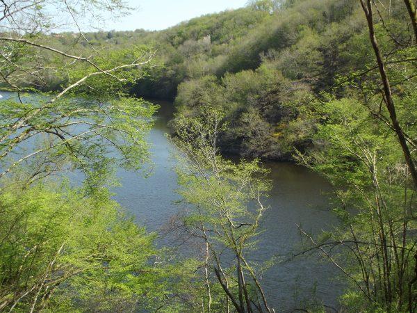 le barrage de rochebut