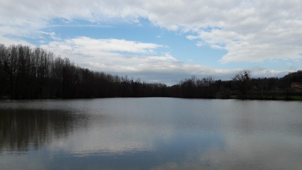 Plans d'eau de Champvallier