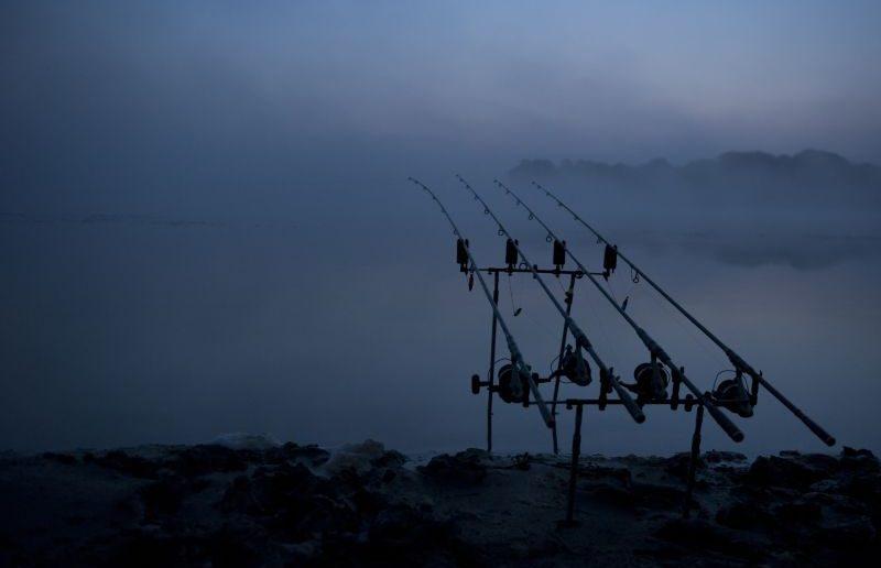 Report des pêches de nuit sur l'étang de Gouzolles et la rivière Sioule