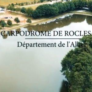 Vidéo de présentation du carpodrome de Rocles