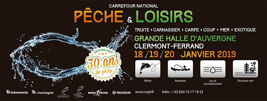 Carrefour National de la Pêche et des Loisirs 2019