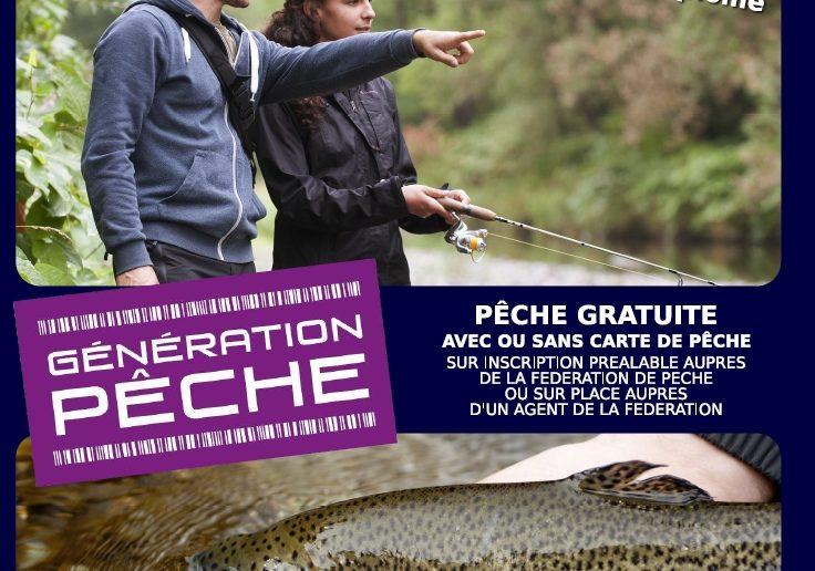 Journée de la pêche du dimanche 2 juin 2019