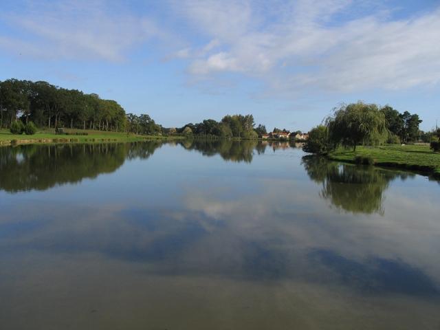 Plan d'eau de Chapeau les dimanche 09 juin et samedi 21 septembre 2019
