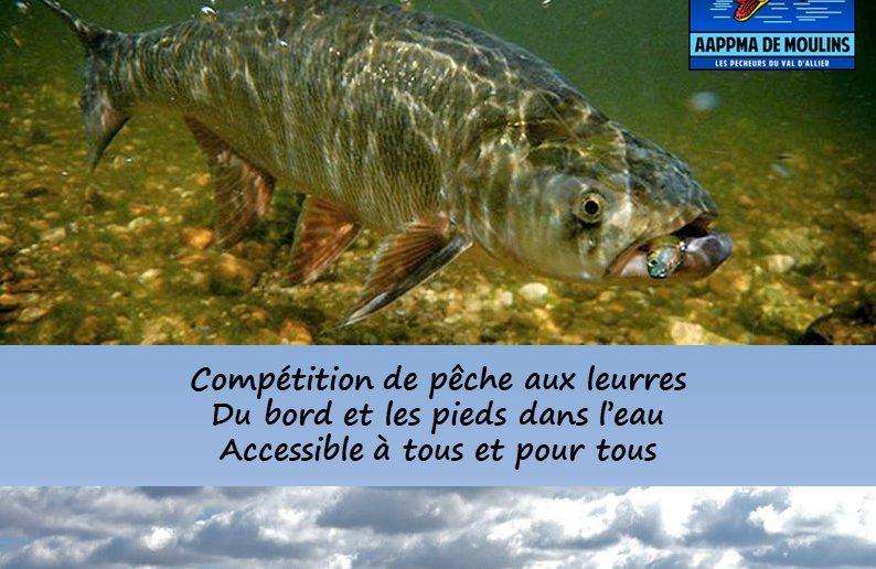 OPEN RANDO-FISHING 2020 organisé par l'AAPPMA de Moulins