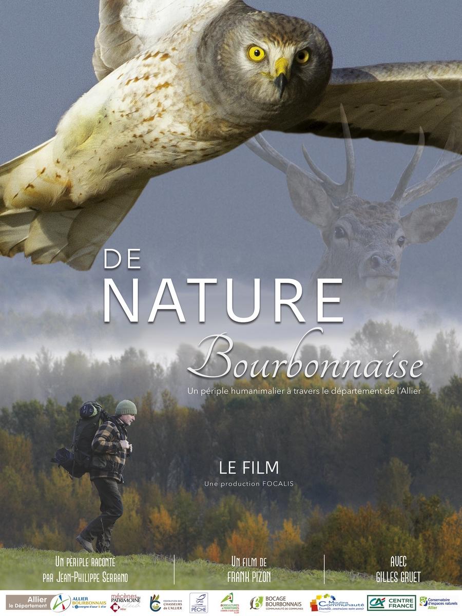 """Le Livre DVD """"De Nature Bourbonnaise"""" est disponible !"""