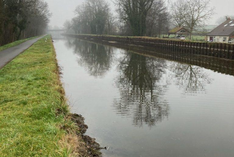Pêche interdite sur le canal latéral à la Loire