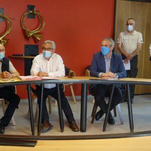 Convention de partenariat avec la Fédération des Chasseurs de l'Allier