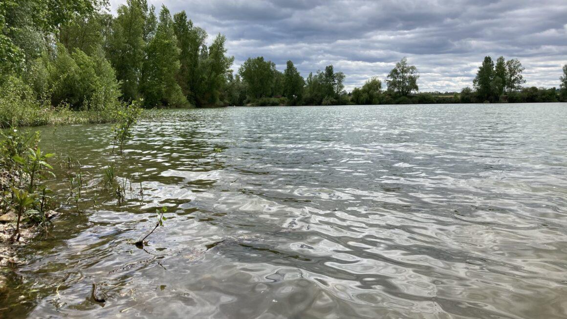 Fin du droit de pêche sur le plan d'eau de Villemouze